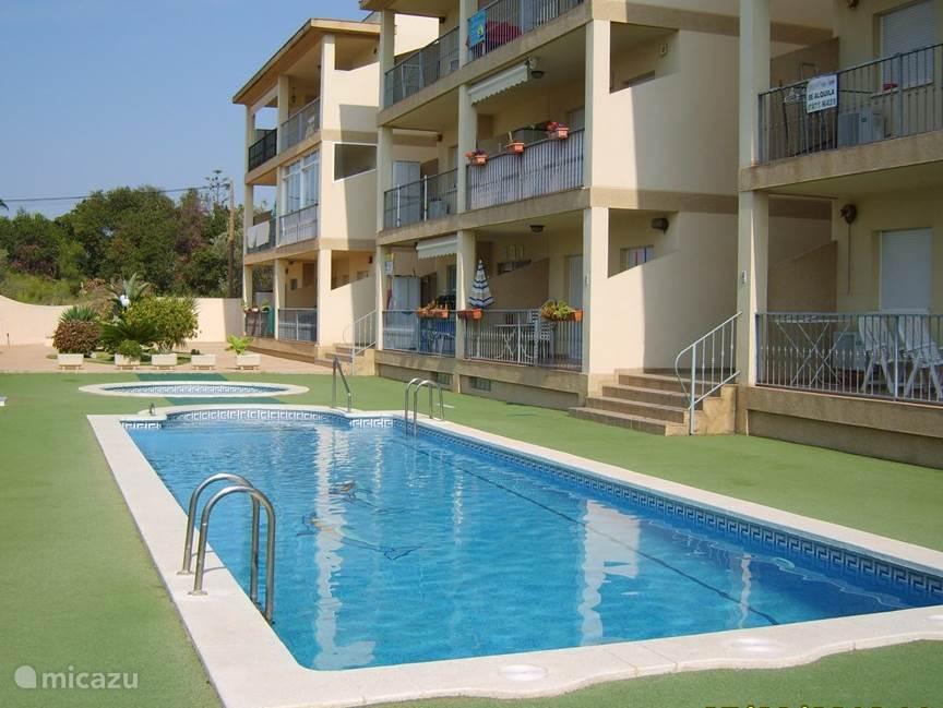 Vakantiehuis Spanje, Costa del Azahar – appartement Apartamentos Majari