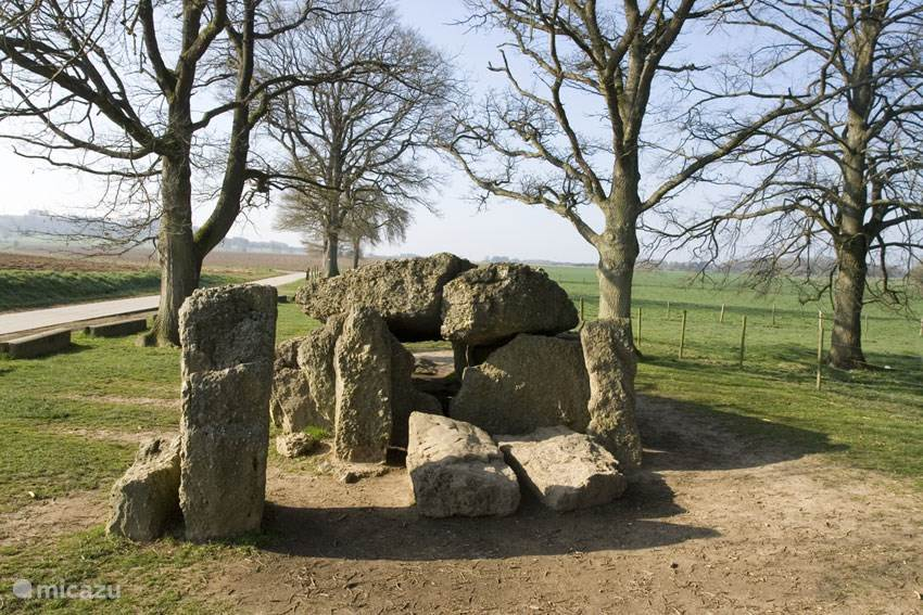 Weris : het kleine Stonehenge