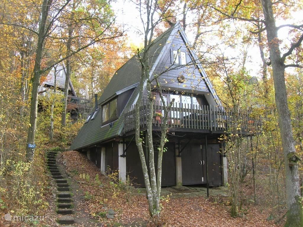 Ferienwohnung Belgien, Ardennen, Durbuy Chalet Haus 127