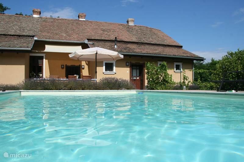 Vakantiehuis Hongarije, Tiszameer, Tiszaszentimre Vakantiehuis Lekehalom