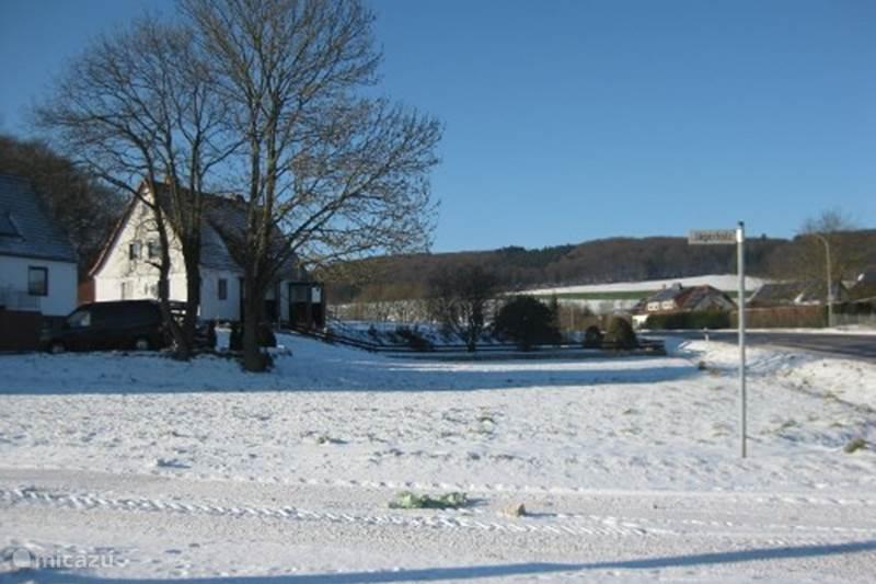 Vacation rental Germany, Sauerland, Diemelsee Holiday house 'Hoch auf dem Berg'