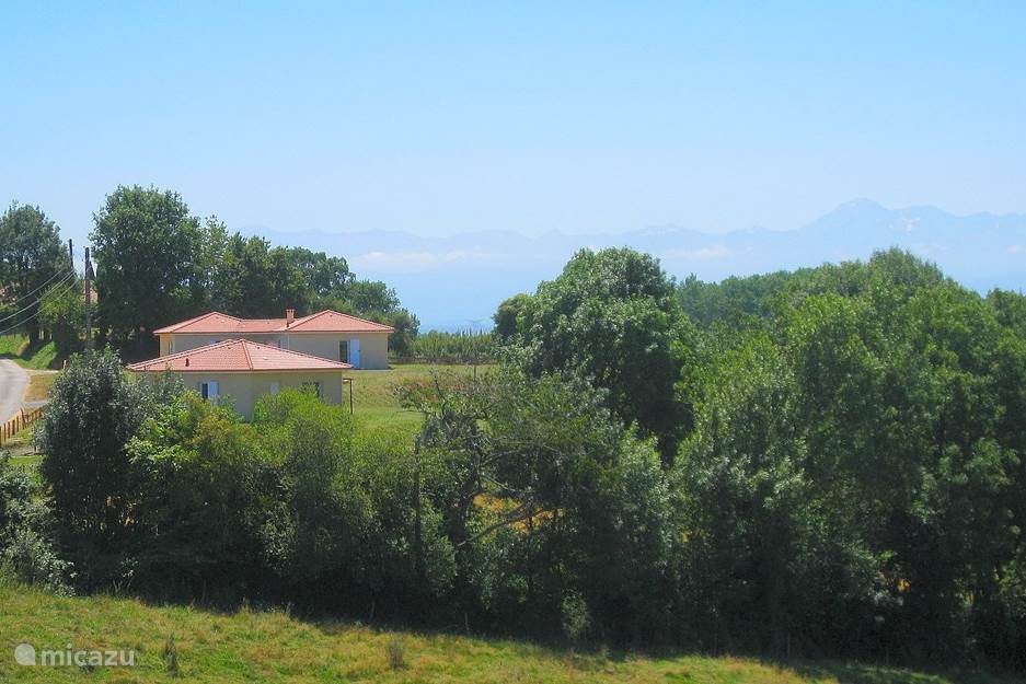 Vacation rental France, Gers, Laguian-Mazous villa Bernata Dessus