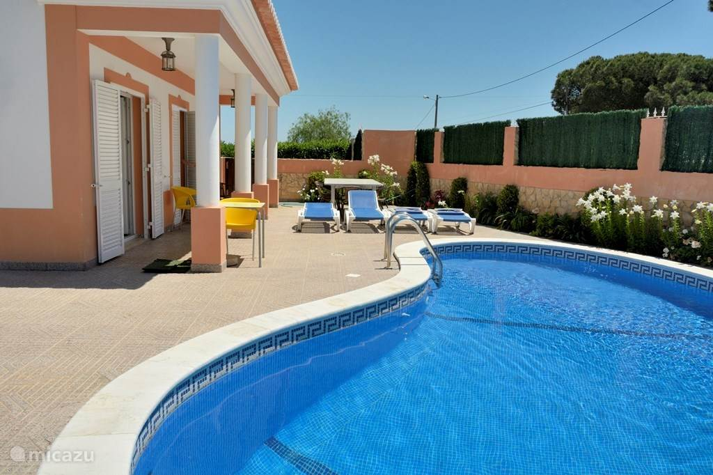 Vacation rental Portugal, Algarve, Albufeira villa Vila Ribeiro 1