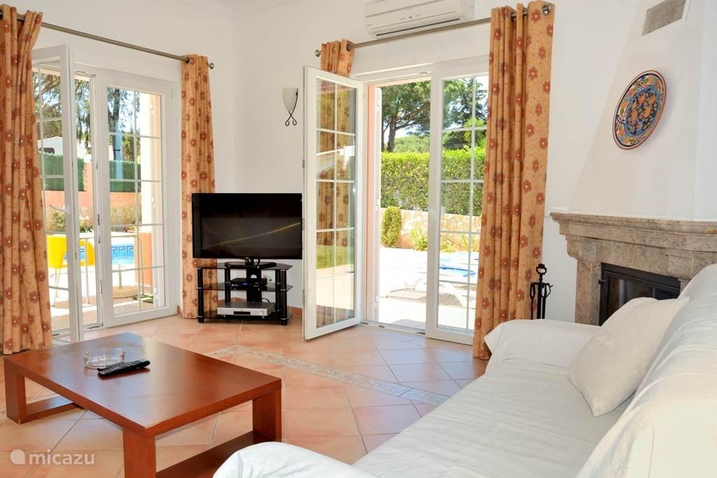 Vakantiehuis Portugal, Algarve, Albufeira Villa Vila Ribeiro 1