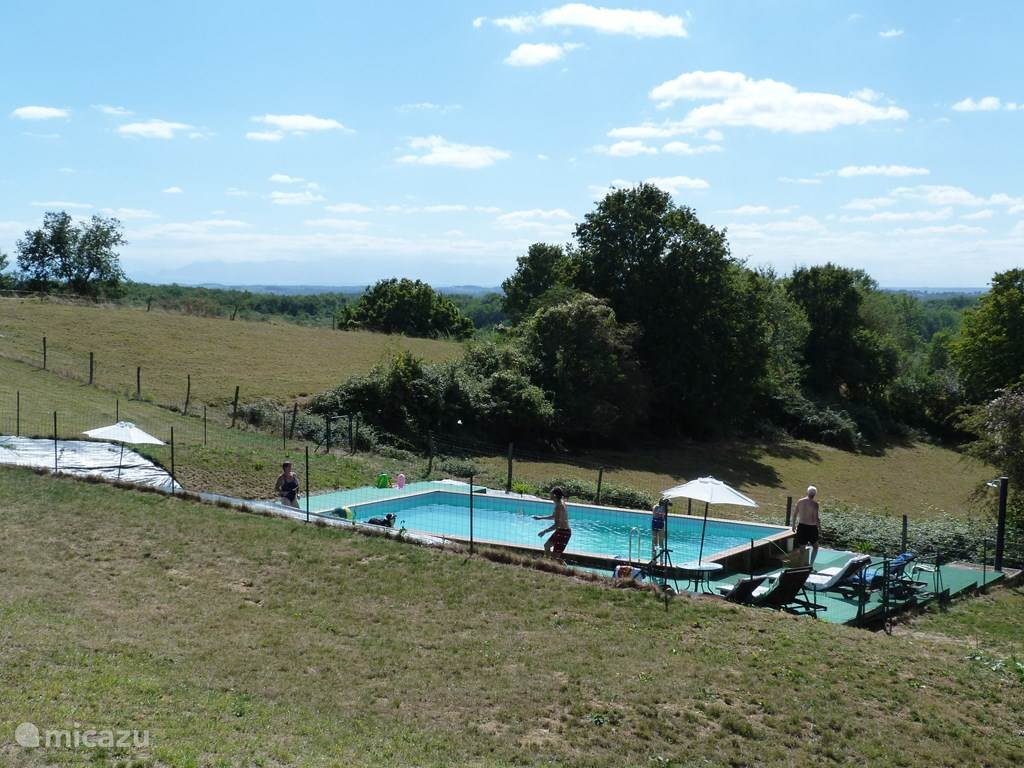 Zwembad activiteiten