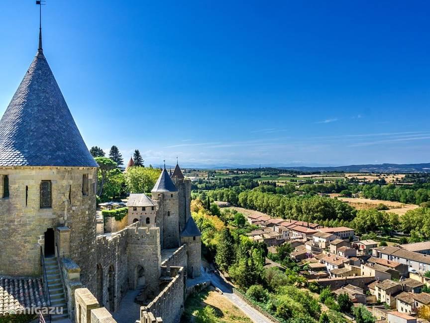 La Cité in Carcassonne
