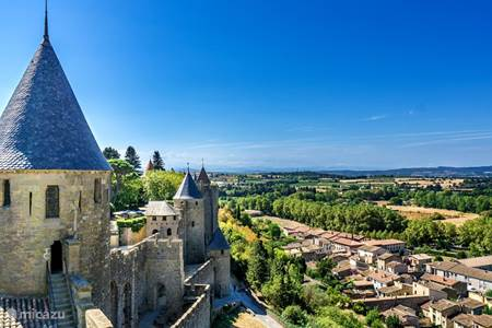 La Cité in Carcassonne