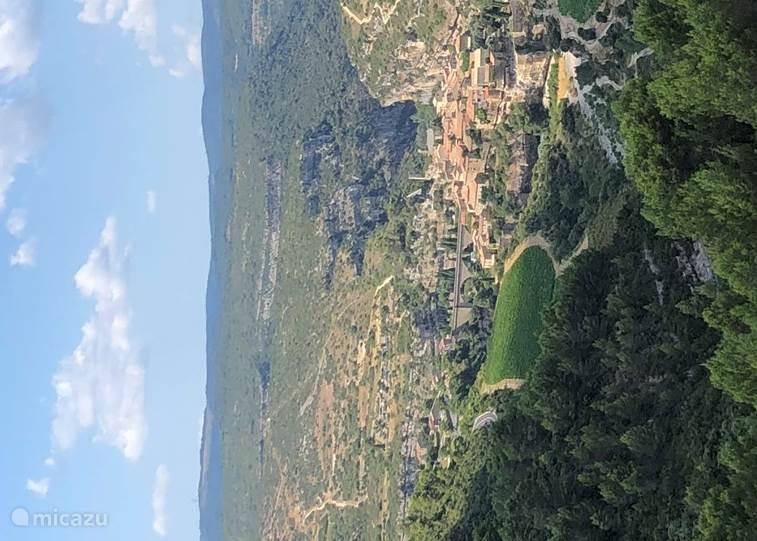 Minerve, de historische hoofdstad van de Minervois