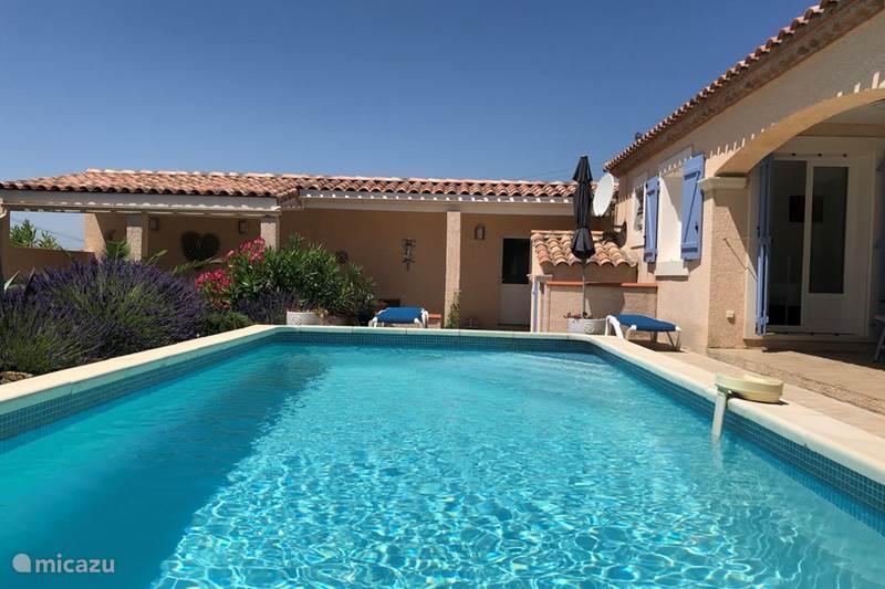 Vakantiehuis Frankrijk, Hérault, Siran-Najac Villa La Meurette