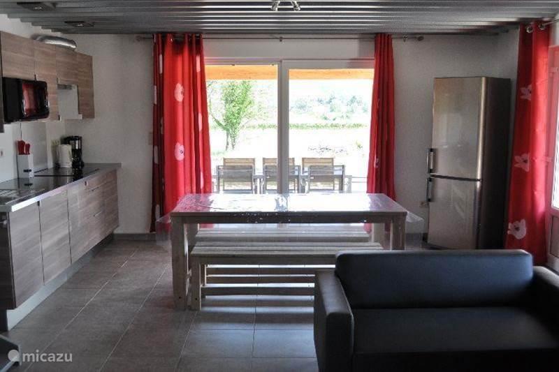 Vakantiehuis Frankrijk, Ardèche, Vallon-Pont-d'Arc Vakantiehuis Villa Vallon Pont d'Arc I gite 3