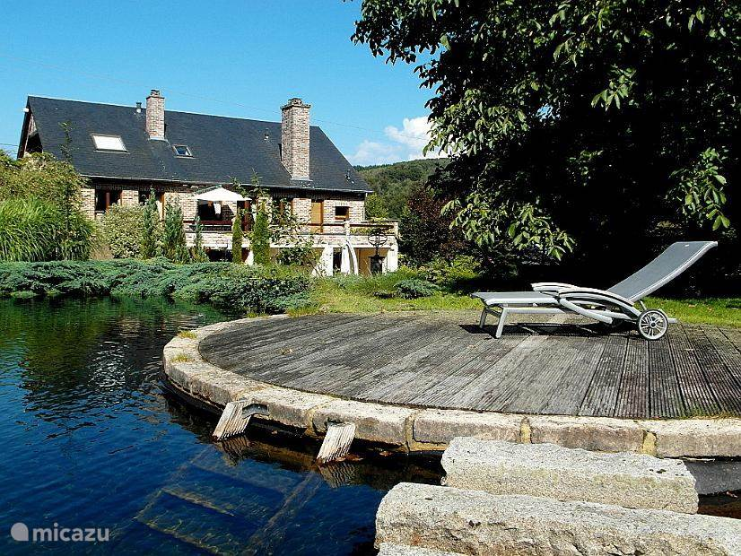 Vacation rental Belgium, Ardennes, Dochamps villa Luxury holiday villa Gioia Dochamps