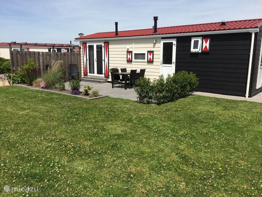 Vacation rental Netherlands – chalet Poppy