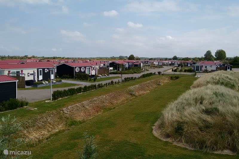 Vakantiehuis Nederland, Zeeland, Serooskerke Chalet Klaproos