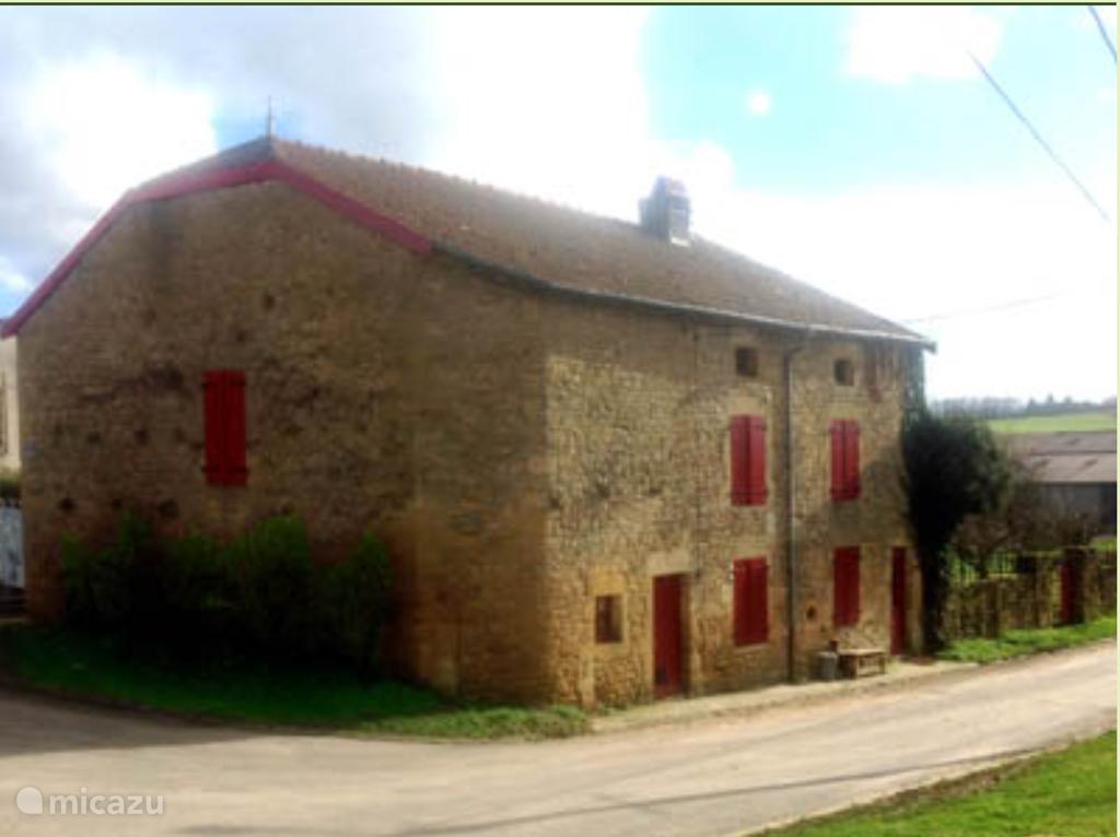 Vakantiehuis Frankrijk, Meuse, Autréville-Saint-Lambert Boerderij Vakantieboerderij