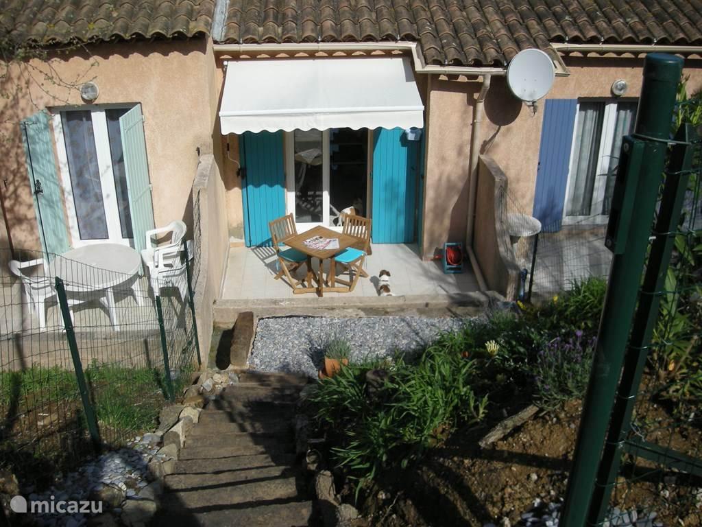Ferienwohnung Frankreich, Côte d´Azur, Cogolin reihenhaus Dorf-Kampagne 40