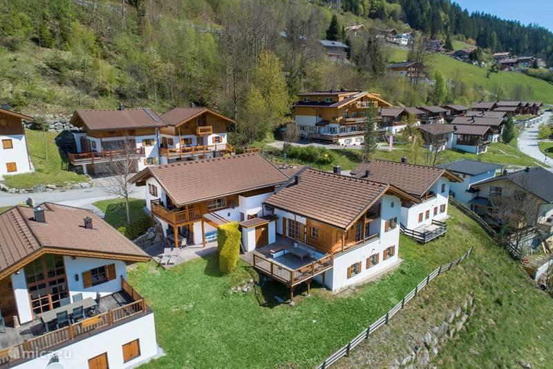 Vacation rental Austria, Salzburgerland, Wald Im Pinzgau Chalet Chalet Schiffer