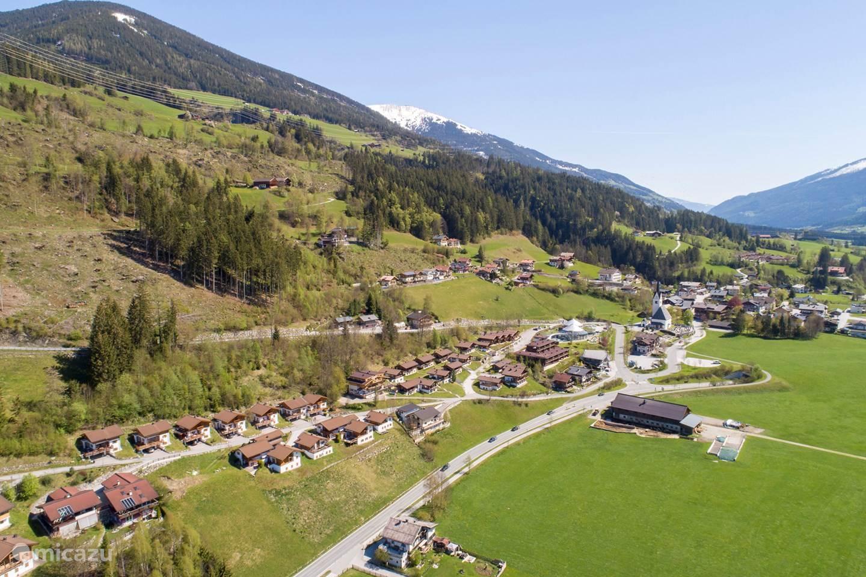 Vakantiehuis Oostenrijk, Salzburgerland, Wald Im Pinzgau Chalet Chalet Schiffer