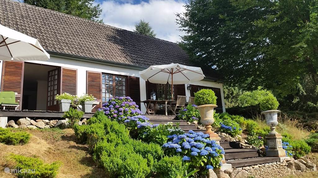 Vakantiehuis Frankrijk, Bourgogne, Planchez Villa Rivendel. Hartje Morvan, Bourgogne