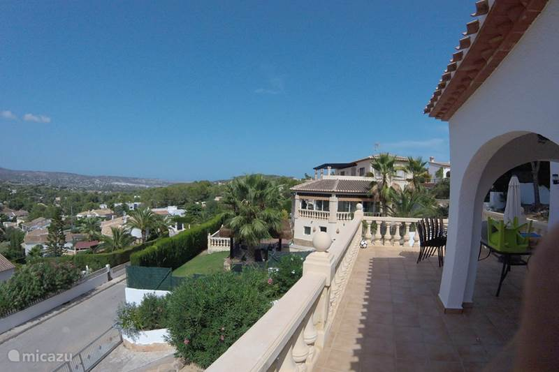 Vakantiehuis Spanje, Costa Blanca, Javea Villa Casa Elena