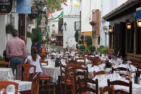 Geklasseerde Restaurants Benahavis