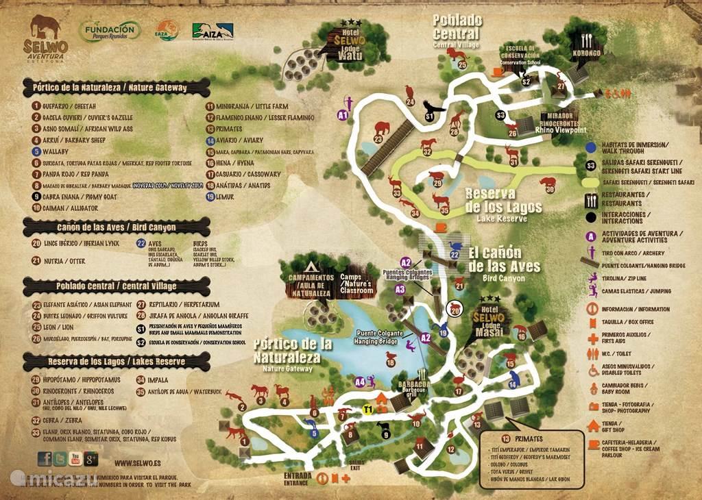 Selwo Aventura Wild Park