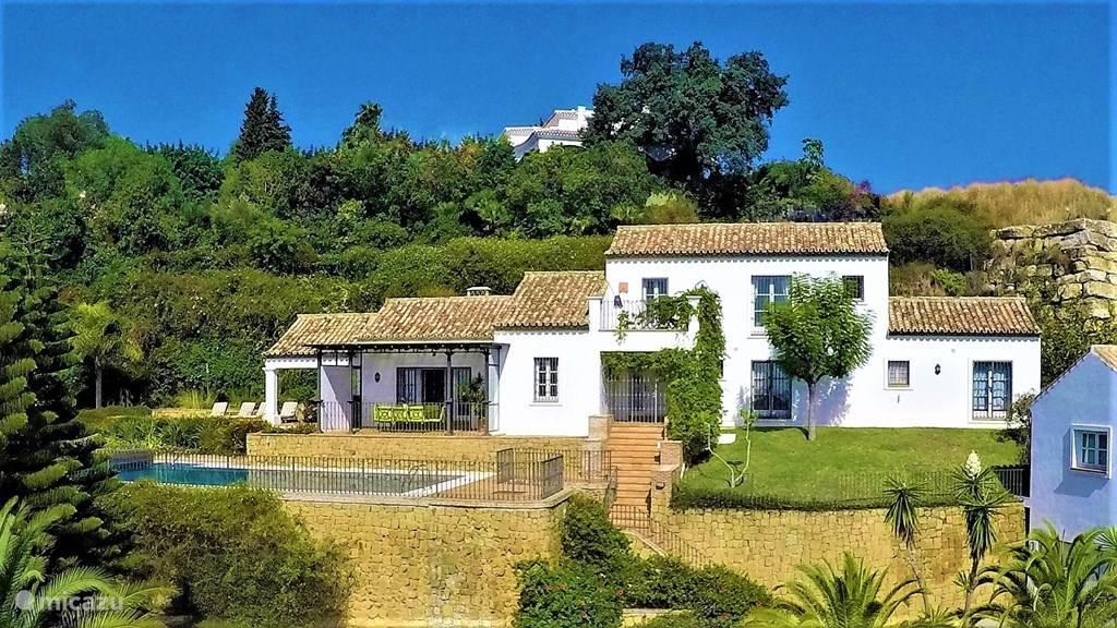 Vakantiehuis Spanje, Costa del Sol, Benahavis Villa Villa Arcadia
