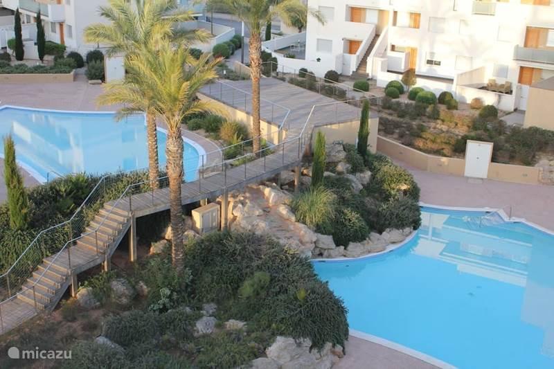 Vakantiehuis Spanje, Ibiza, Cala de Bou Appartement Por-Tí
