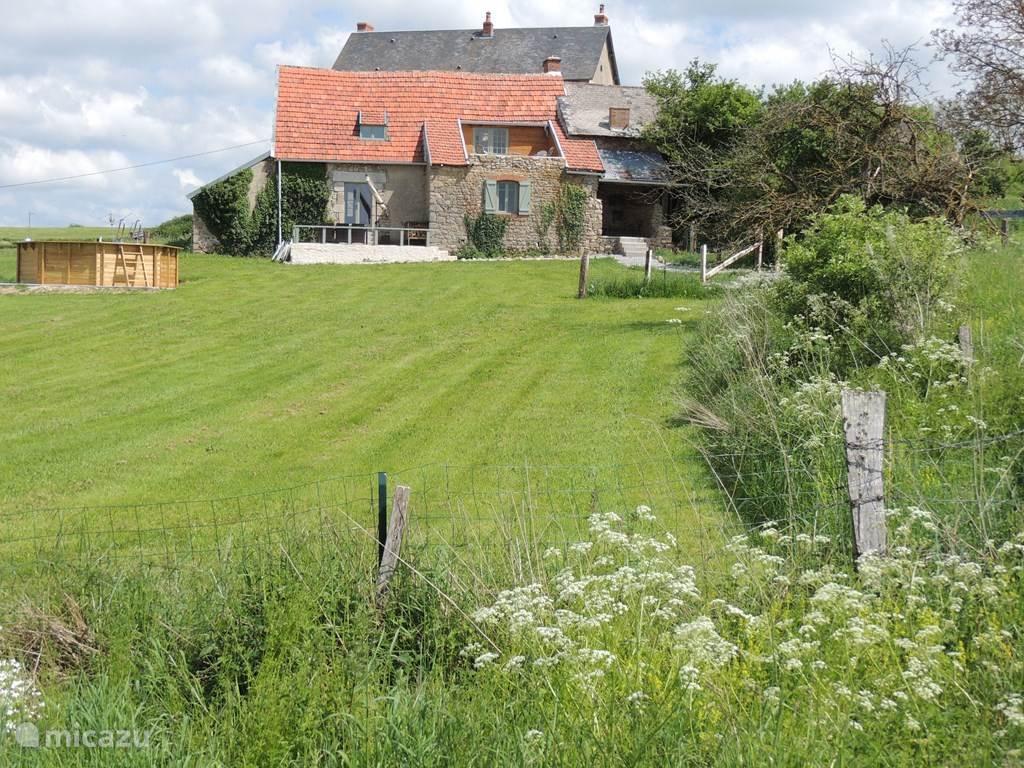 Vakantiehuis Frankrijk, Creuse, Charron Gîte / Cottage Gîte Gachard