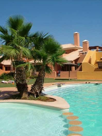 Vakantiehuis Spanje, Murcia, Mar de Cristal geschakelde woning Casa Maresa