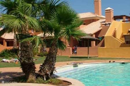 Vakantiehuis Spanje, Murcia, Mar de Cristal – geschakelde woning Casa Maresa