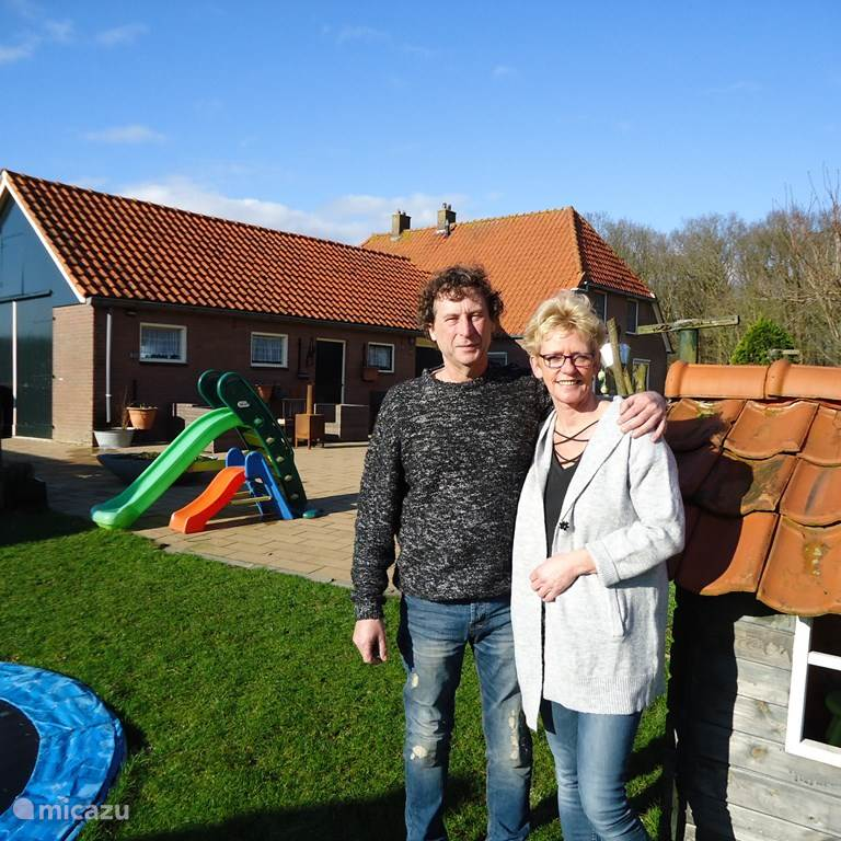 Ermanno & Anneke Kieftenbelt