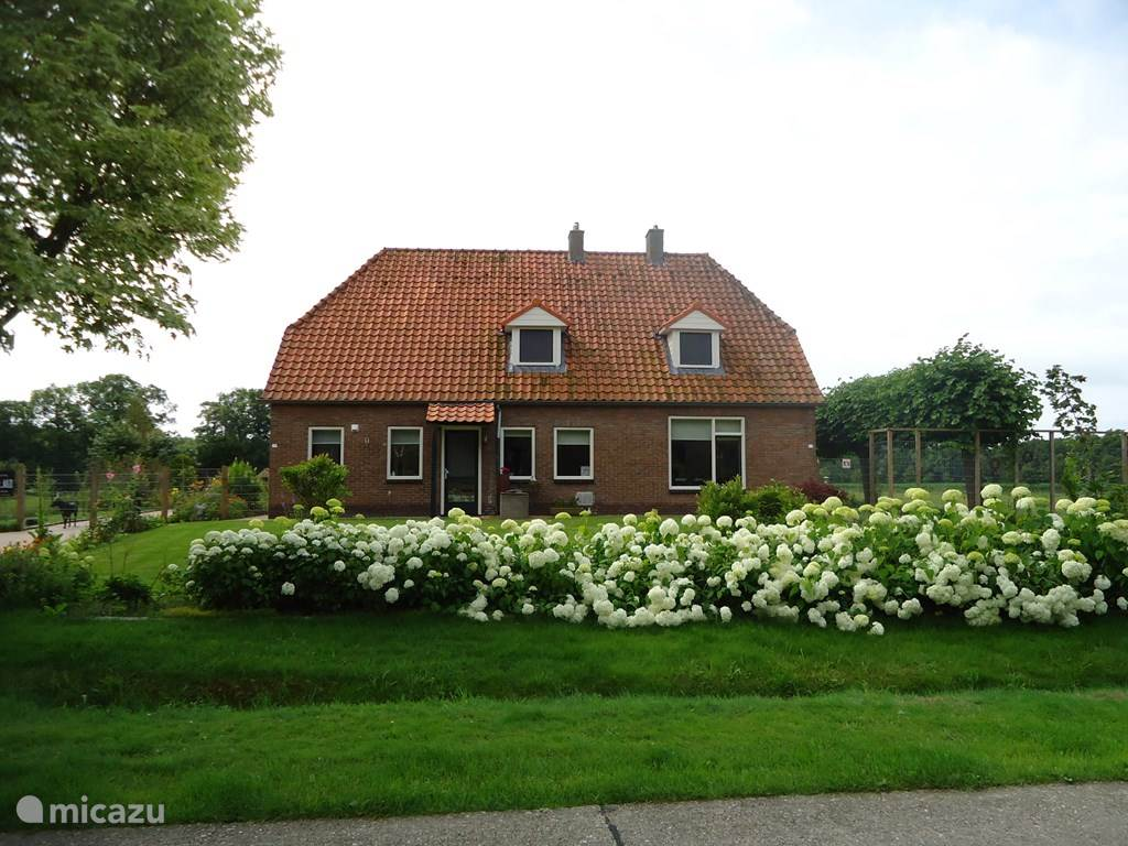 Vacation rental Netherlands, Overijssel, Dalfsen farmhouse B & B Hendrik Jan