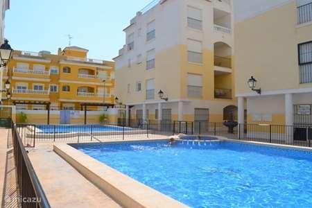 Vakantiehuis Spanje, Costa Blanca, Daya Vieja - appartement Residence Brisas del Mar