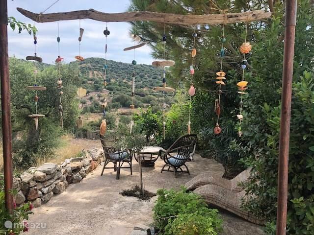 Vakantiehuis Griekenland, Peloponnesos, Zizani Studio Studio Azure - Villa Zizani