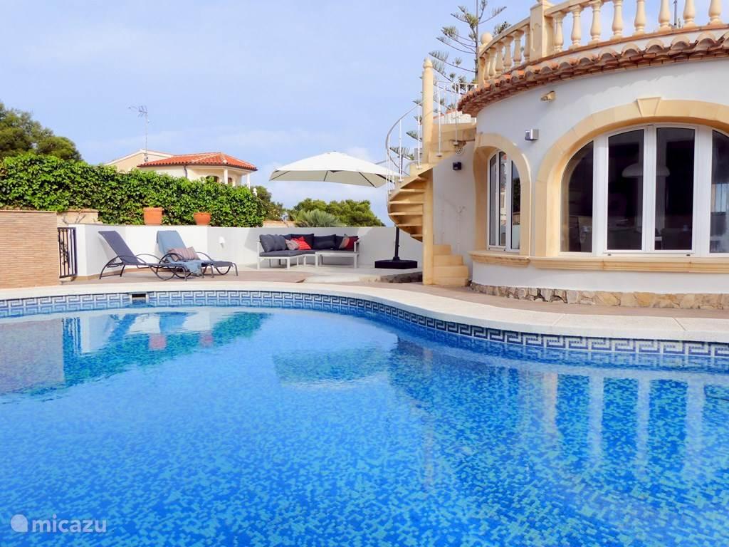 Vacation rental Spain, Costa Blanca, Javea villa Villa Els dos Caps