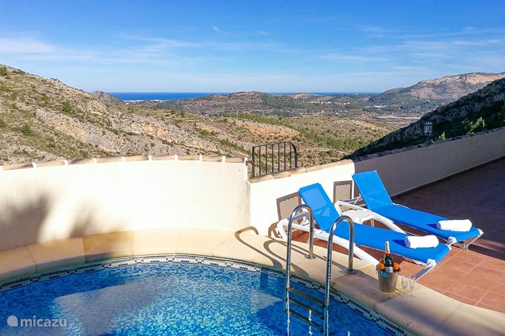 Vakantiehuis Spanje, Costa Blanca, Dénia villa Villa Buena Vista