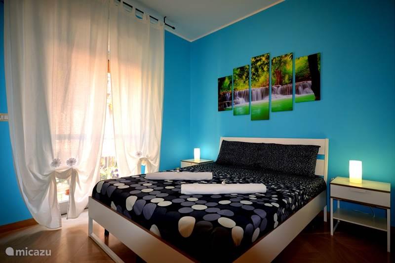 Vakantiehuis Italië, Sicilië, Giardini-Naxos Appartement 'Naxos Sea' Vakantieappartement