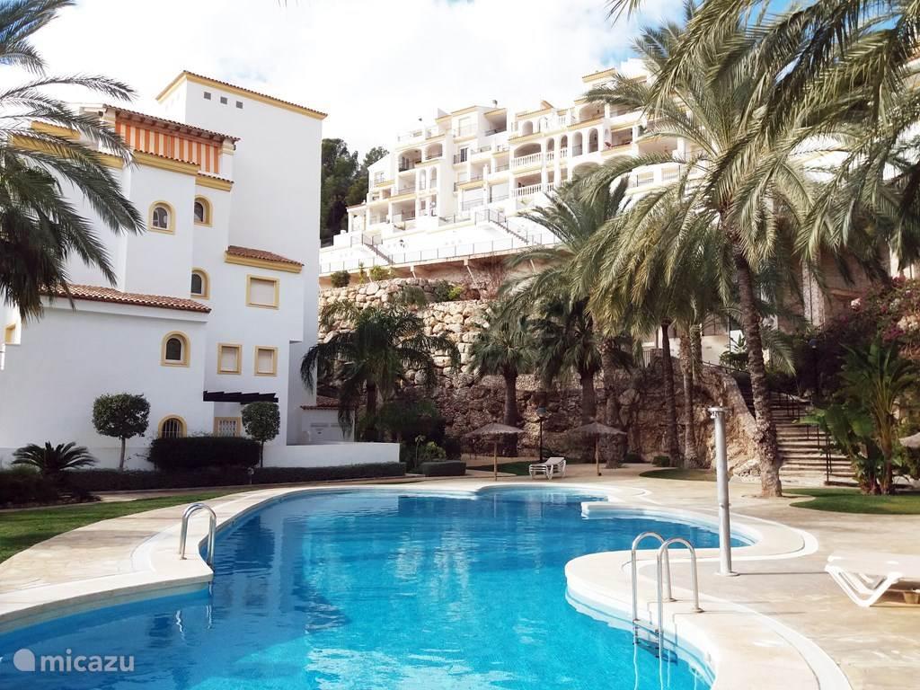 Vakantiehuis Spanje, Costa Blanca, Altea - appartement Zeezicht appartement Altea Dorada