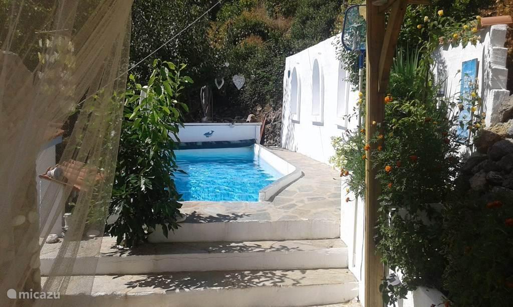 Vacation rental Greece, Samos – studio O Paradisos Mas