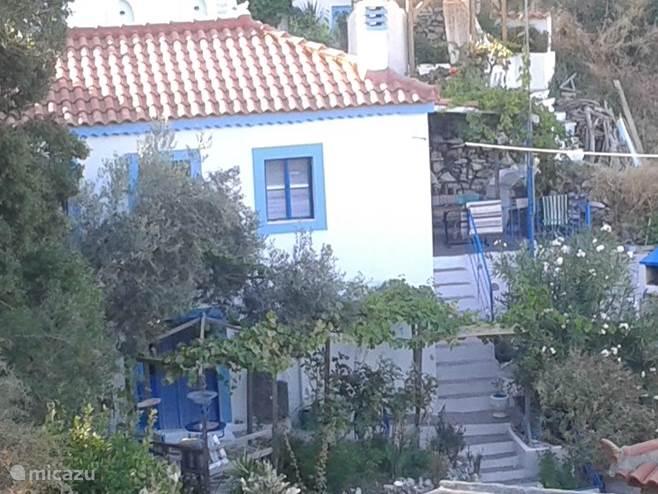 Vakantiehuis Griekenland, Samos, Kosmadeio Studio O Paradisos Mas