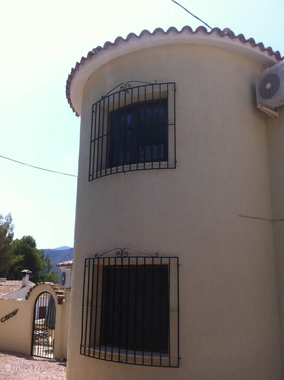 Ferienwohnung Spanien, Costa Blanca, Adsubia Villa Casa Annemique