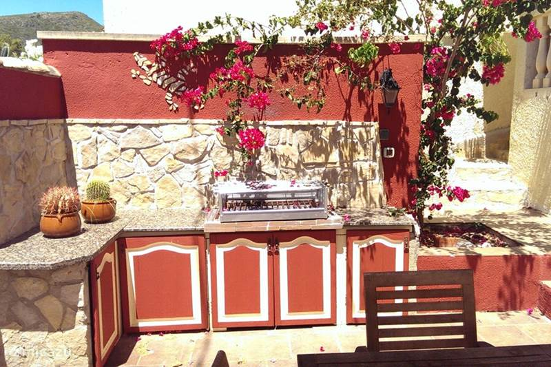 Vacation rental Spain, Costa Blanca, Adsubia Villa Casa Annemique