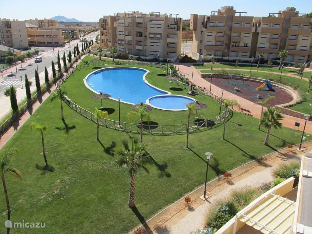 Vakantiehuis Spanje, Costa Cálida, La Tercia appartement UGR La Tercia app. A