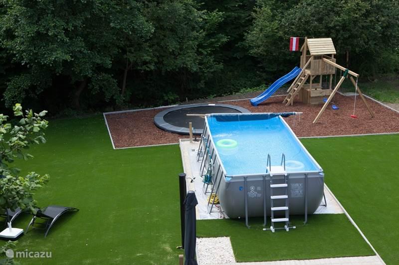 Vacation rental Austria, Carinthia, Arnoldstein Holiday house Ferienhaus Glück Auf 1 & 2