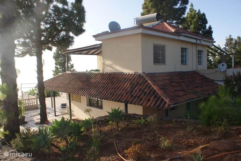 Vakantiehuis Spanje, La Palma – appartement La Barquita