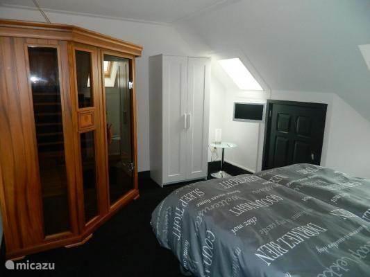 Sauna slaapkamer