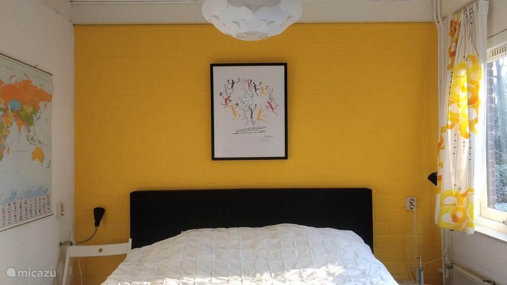 Slaapkamer 1 Externest