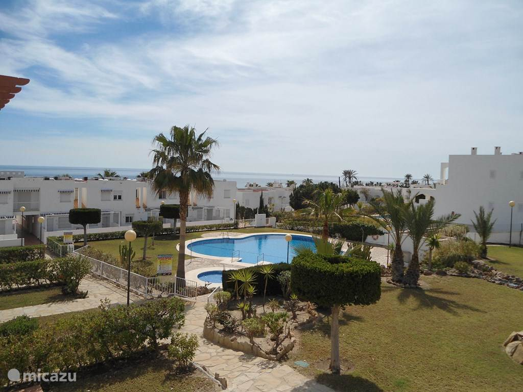 Vacation rental Spain, Costa de Almeria, Mojácar apartment Apartment Sunshine, Mojacar Playa,