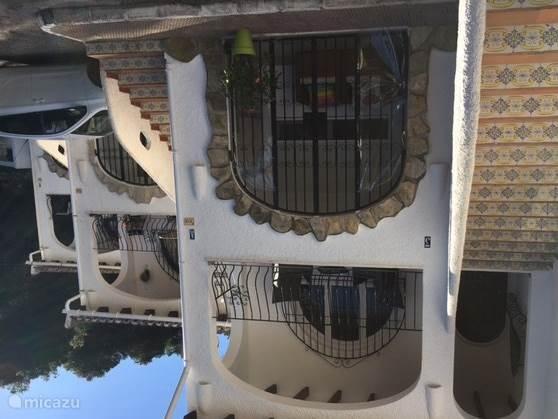 Vakantiehuis Spanje, Costa Blanca, Moraira - appartement Appartement Paichi