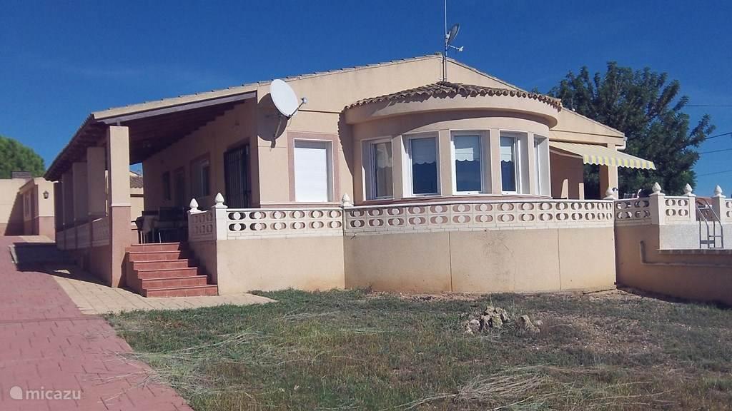 Vakantiehuis Spanje, Costa del Azahar, Catadau villa Casa Kienhuis